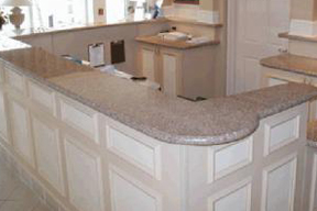 Countertop with Cabinet Project