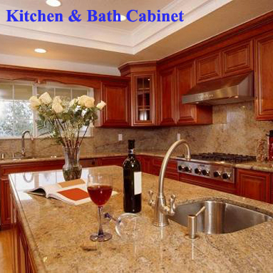 Kitchen Cabinet and Bathroom Cabinet